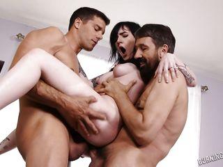 Групповуха любительское порно видео